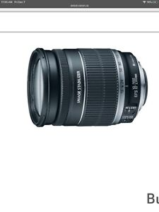 Canon 18-200mm f/3.5-5.6 IS Lens