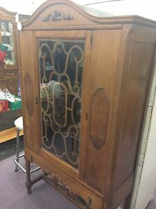 Small Antique Hutch Windsor Region Ontario image 1
