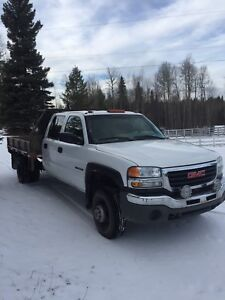 2006 GMC 3500 Dually