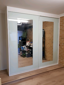 ULTIMA WARDROBES & shower screens Georges Hall Bankstown Area Preview