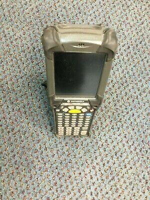 Zebra Mobile Computer Mc9100 Symbol Motorola Scanner With Battery