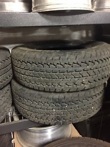 P265/70/17 Bridgestone Dueller AT