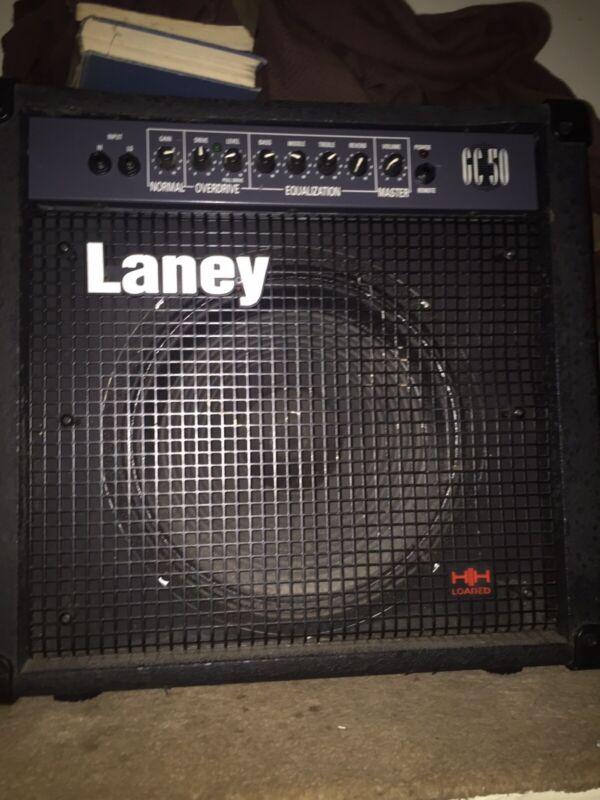 Laney GC50 Guitar Amplifier