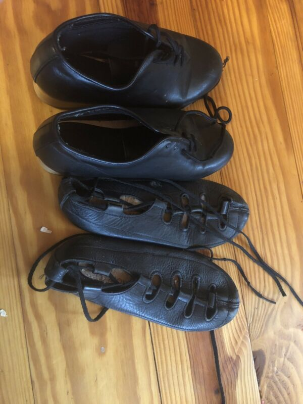 Irish Step Dance Shoes, Youth, Size 5/6