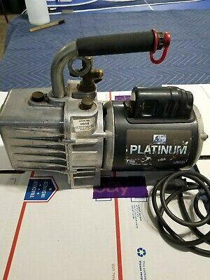 Jb Industries Dv-200n Platinum 7 Cfm 12 Hp 2 Stage Refrigerant Vacuum Pump