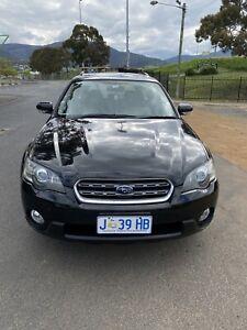 2004 Subaru Outback 3.0r Premium 5 Sp Auto Sports Shift 4d Wagon