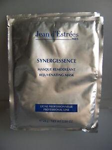Masque remodelant synergessence Jean d'Estrées Rejuvenating mask soin anti-âge - France - État : Neuf: Objet neuf et intact, n'ayant jamais servi, non ouvert, vendu dans son emballage d'origine (lorsqu'il y en a un). L'emballage doit tre le mme que celui de l'objet vendu en magasin, sauf si l'objet a été emballé par le fabricant d - France
