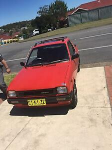 1985 Suzuki Mighty Boy Ute Bonnells Bay Lake Macquarie Area Preview