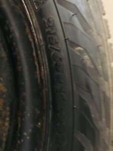 215 60 r16 tires and rims 300.00 or best