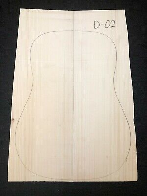 Appalachian Red Spruce 'Dreadnought' Guitar Top Luthier Tonewood Adirondack