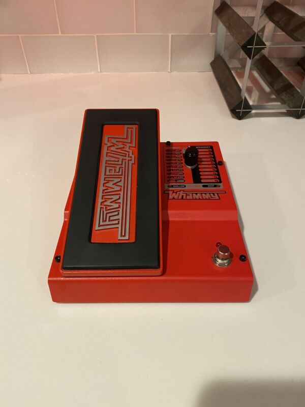 DigiTech Whammy Guitar Pedal