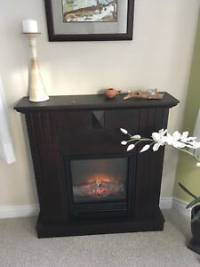 Electric fireplace $120obo