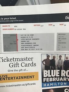 Green Day concert march 20th