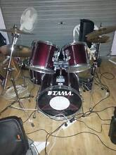 5 piece Tama Rockstar - DX kit with lots of extras!!! Sydney City Inner Sydney Preview