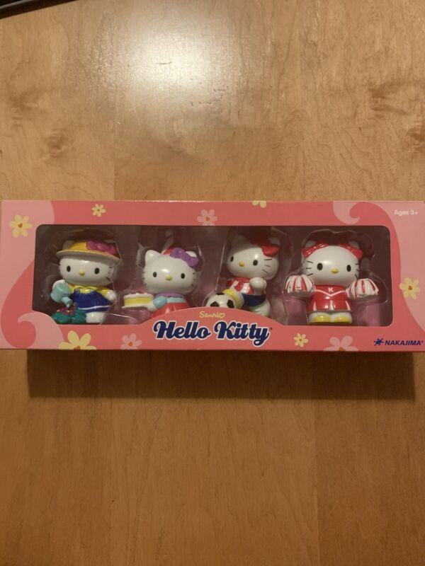 Nakajima HELLO KITTY Toy Figures New In Box