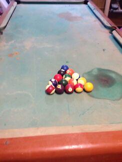 Slate top pool table Edgeworth Lake Macquarie Area Preview