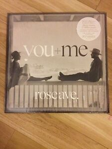 You + me (Dallas green) 1000 made clear vinyl