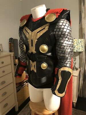 Thor Halloween Costume (Avengers Thor Odinson Cosplay Costume Halloween)