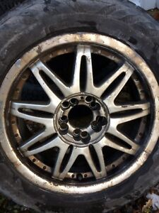 205/60/R16 winter tires with rims