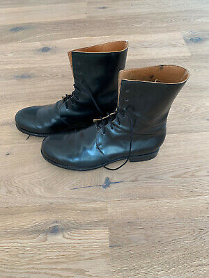 A Diciannoveventitre A1923 Augusta Horse Leather Boots size 11 (fits UK 12)