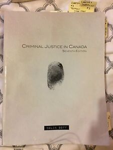 Political science / law / public policy / criminal justice  Kitchener / Waterloo Kitchener Area image 2