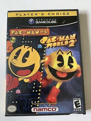 Pac-Man vs./Pac-Man World 2 (Nintendo GameCube, 2003) (G1)