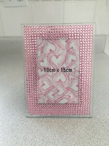 4x6 pink picture frame