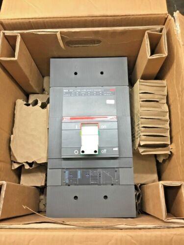 ABB SACE S7  S7H  Schutzschalter 60947-2  Trennschalter TESTED 801/18