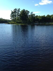 Deeded lake access lots.