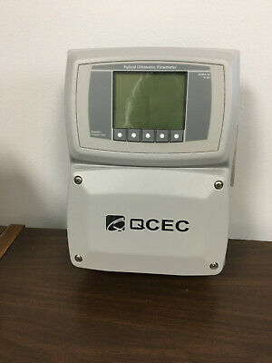 Qcec Hybrid Dopplertransit Time Ultrasonic Flow Meter Transmitter Model Qc-dt-1