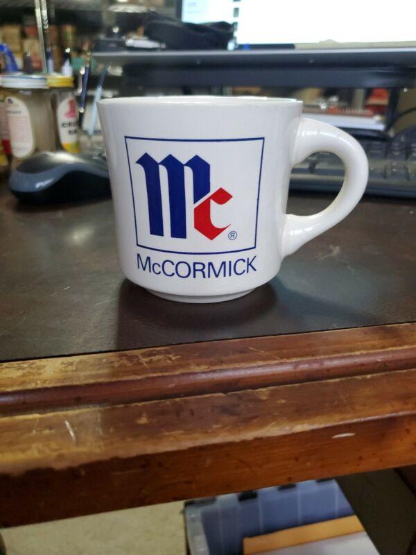 Vintage 1983 McCormick Hunt Valley Plant Employee Mug