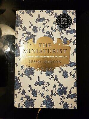 Signed - The Miniaturist - Jessie Burton - Special Edition