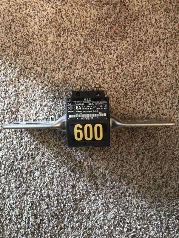 ABB CBT-H Current Transformer  600 : 5A