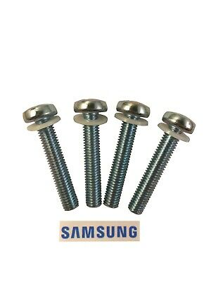 Samsung M8 x 43 TV mounting Bolts/Screws and spacer - for Samsung TV