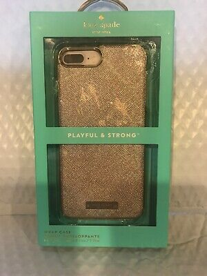 Kate Spade New York - Protective Case for Apple® iPhone® 8 PLUS/7 PLUS-USED