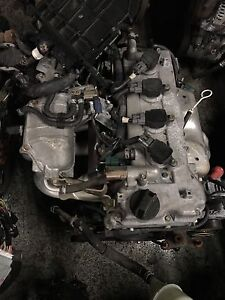 Nissan Sentra 1.8L engine 04/06