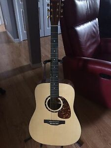 Guitare acoustique Norman studio ST68