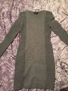 Armani Exchange sweater dress