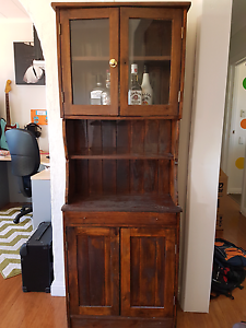 China hutch, handmade teacup cabinet Durack Brisbane South West Preview
