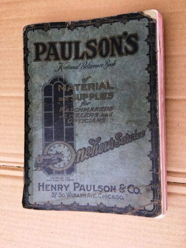 VTG 1923 Paulson