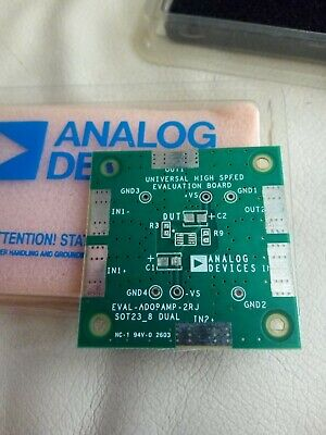 Eval-ad0pamp-2rj Universal High Speed Evaluation Board