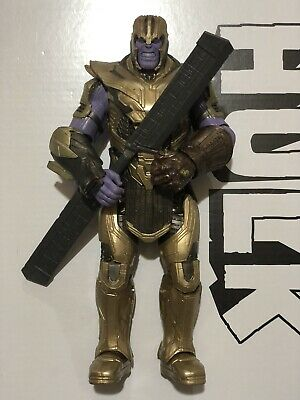 Marvel Legends Thanos BAF Armored MCU Complete