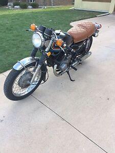 1973 Suzuki Titan T500