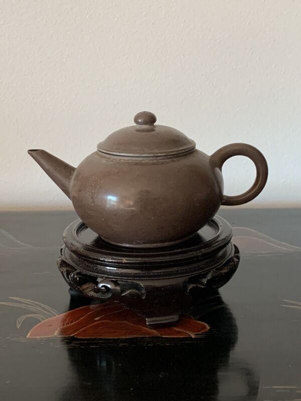 Late Qing Dynesty ZISHA tea pot