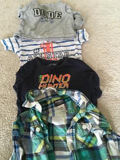 Designer boys clothes 12-18 months