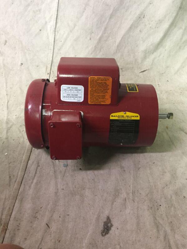 Baldor Electric JL3514A 1.5HP Industrial Electric Motor 1725 RPM