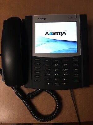Aastra 6739i Color Touchscreen Display Ip Poe Business Office Phone