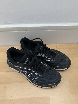 Asics Black Gt2000 Men Running Trainers Uk9.5