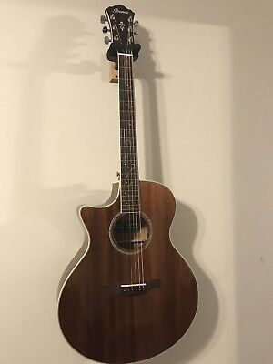 Left Handed Acoustic Ibanez Guitar for sale  Raleigh