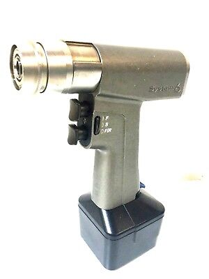 Stryker System 6 Dual Trigger Rotary Handpiece With 6215 Battery